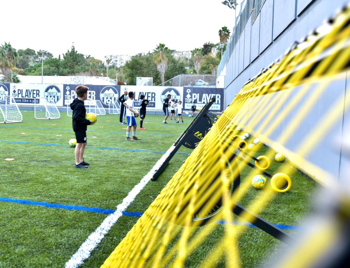 מאמן כדורגל אישי לילדים
