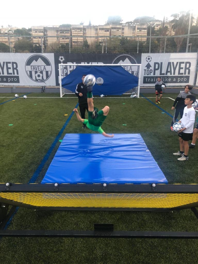 תוכנית אימונים כדורגל לילדים פאבלה